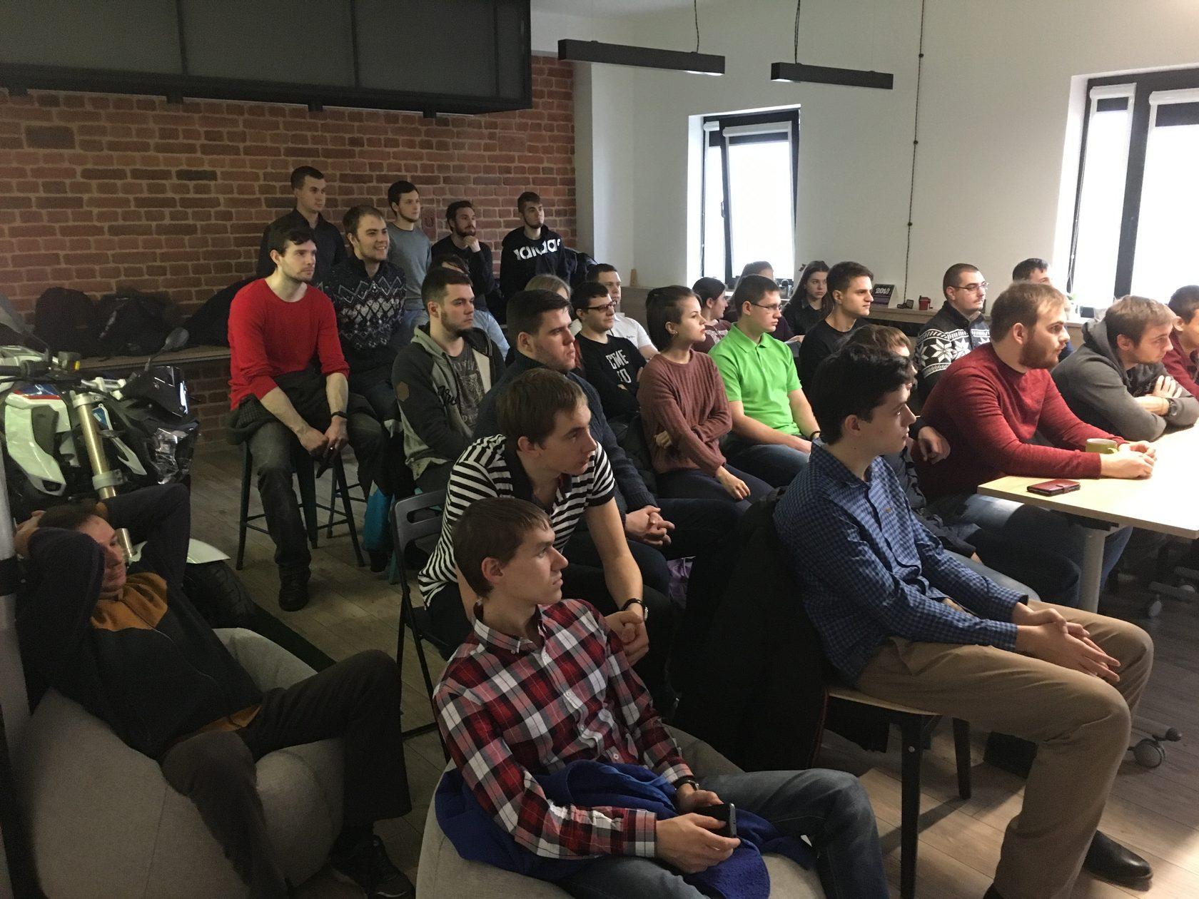 Мастер-класс Александра Черникова из Сбербанк Бизнес Онлайн