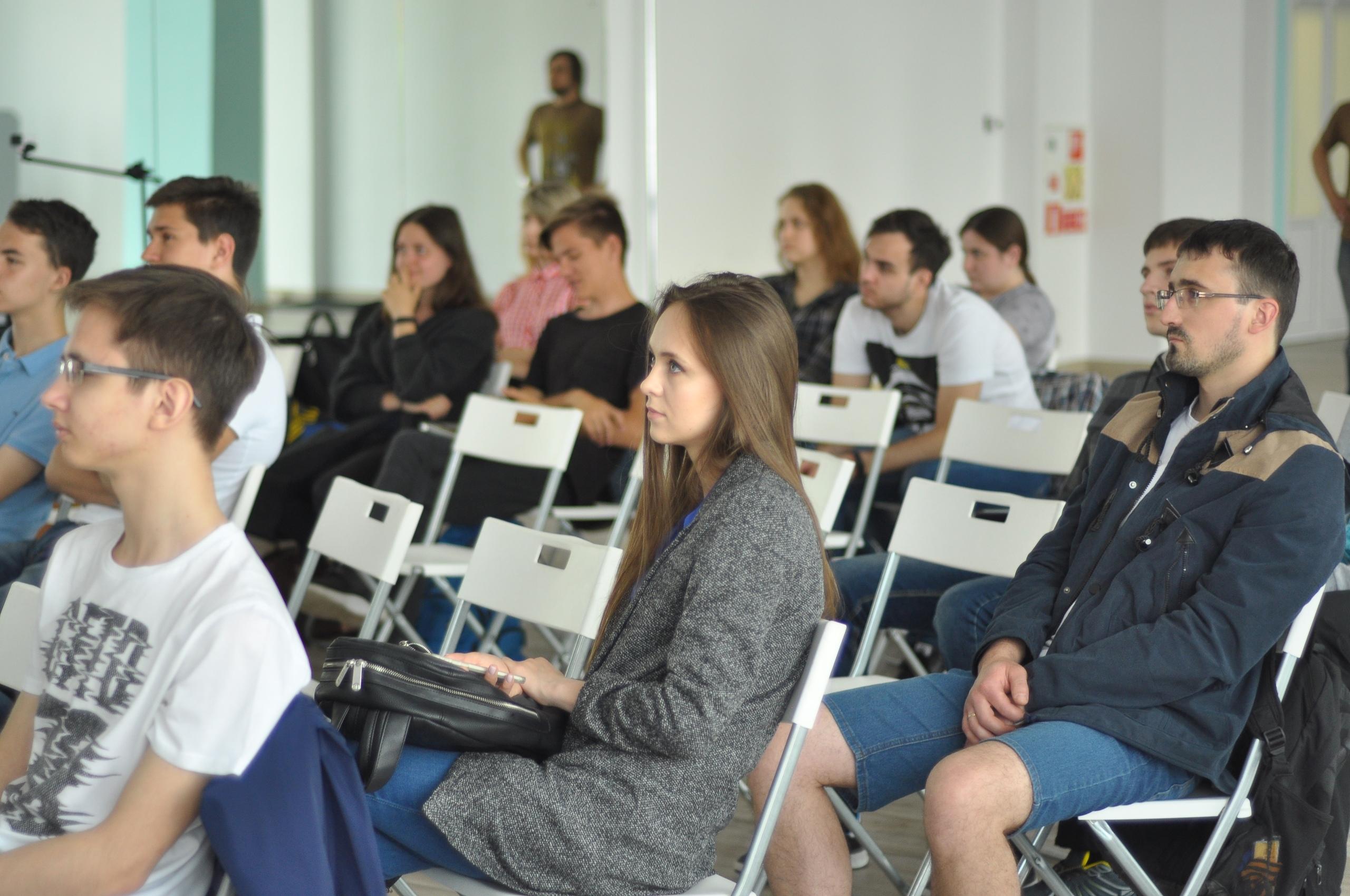Мастер-класс по вёрстке от Евгения Иванова из Digital Zone