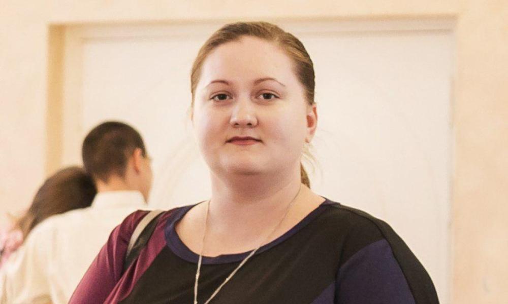 Ольга Кудинова