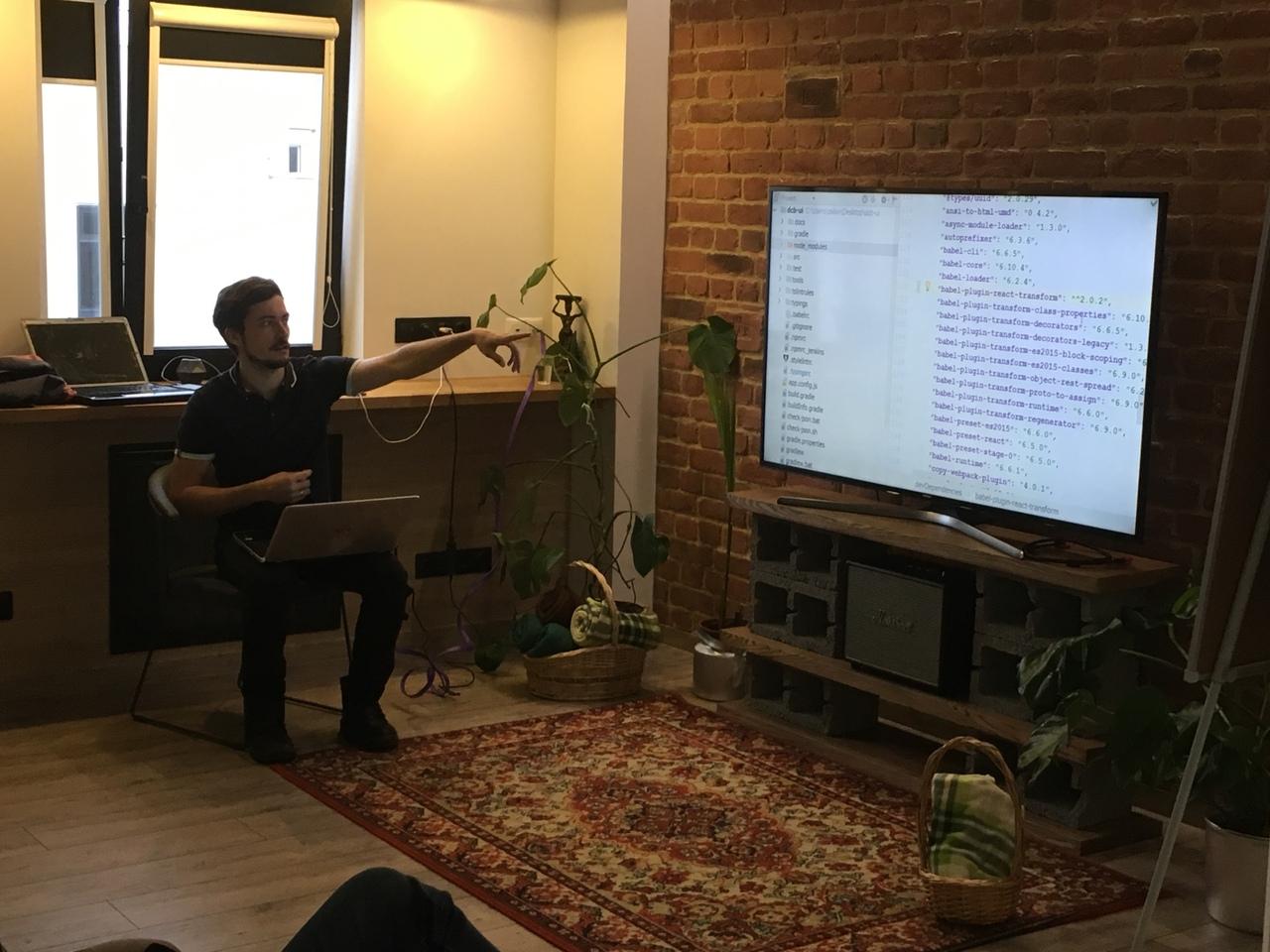 Выступление Александра Черникова из Сбербанк бизнес онлайн в рамках проекта «ФИТ.Университет»