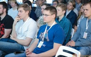 Гости лекции Даниила Подольского