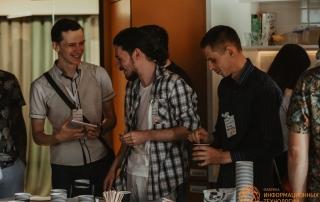 Гости на кофе-брейке