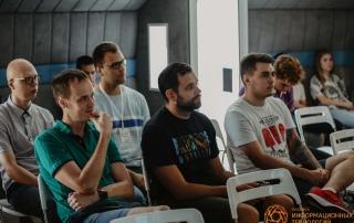 Гости лекции Евгения Батогова