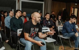 Гости мастер-класса Дмитрия Рогова