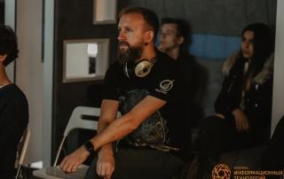 Гость мастер-класса Дмитрия Рогова