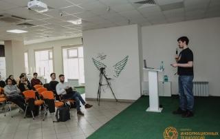 Лекция Никиты Соболева