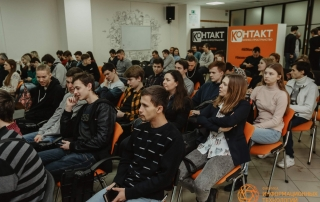 Гости Python Meetup