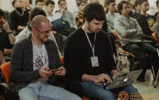 Спикеры митапа: Никита Соболев и Артём Малышев
