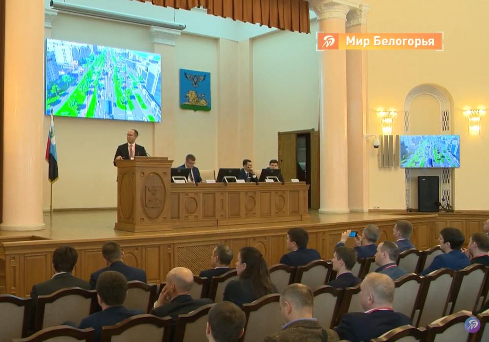 Репортаж Мира Белогорья об умных дорогах в Белгородской области