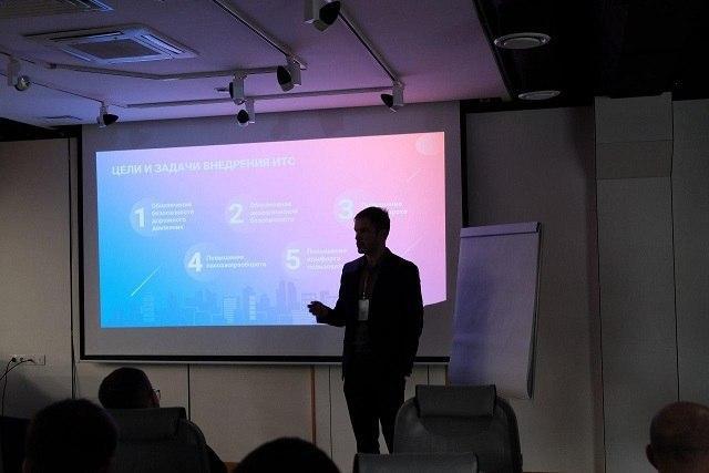 Фёдор Жерновой рассказывает о целях и задачах внедрения ИТС