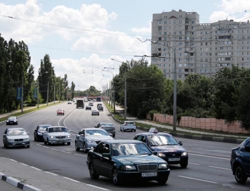 В Белгороде создают единый центр организации дорожного движения