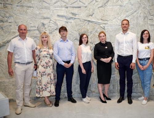 Редакция портала «Культура.РФ» встретилась с министром культуры Ольгой Любимовой